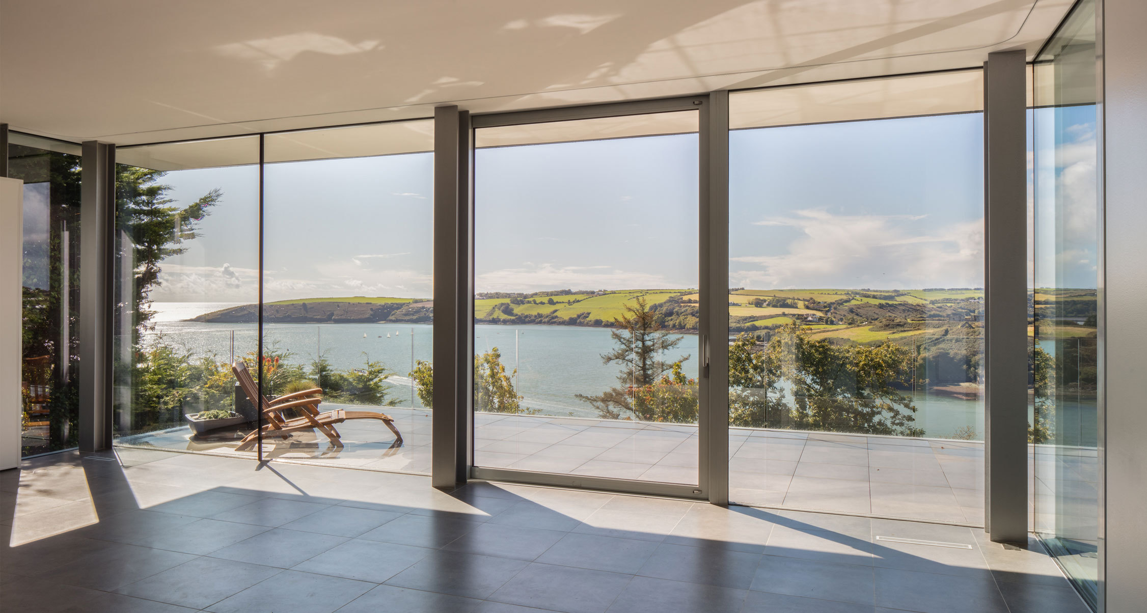 Lift Slide Doors 2020 Glazing