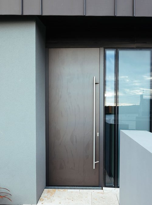 Residential Entrance Doors