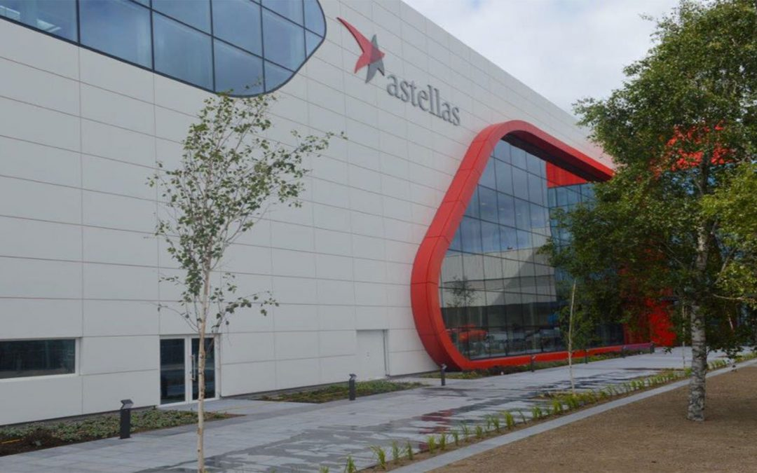 Astellas Co. Kerry